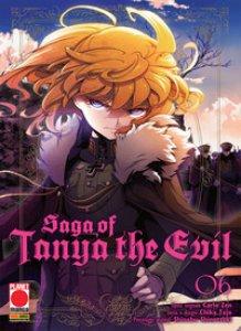 Copertina di 'Saga of Tanya the Evil'