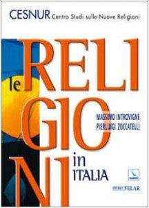 Copertina di 'Le religioni in Italia'