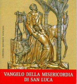 Copertina di 'Vangelo della misericordia di san Luca'