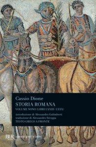 Copertina di 'Storia romana. Testo greco a fronte. Ediz. bilingue'