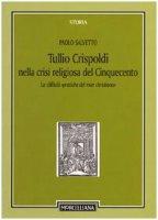 Tullio Crispoldi nella crisi religiosa del Cinquecento - Paolo Salvetto