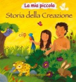 Copertina di 'La mia piccola storia della creazione'