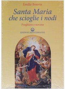 Copertina di 'Santa Maria che scioglie i nodi'