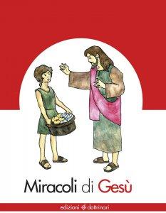 Copertina di 'Miracoli di Gesù'