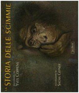 Copertina di 'La storia delle scimmie'