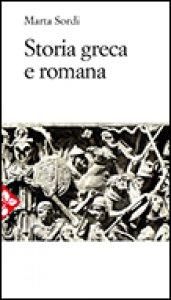 Copertina di 'Storia greca e romana'