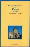 Sinodo diocesano di Prato (1984-1989). Dichiarazioni e decreti