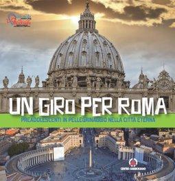 Copertina di 'Un giro per Roma'