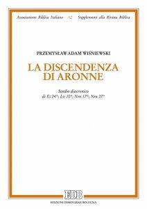 Copertina di 'La discendenza di Aronne'