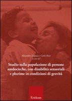 Studio sulla popolazione di persone sordocieche, con disabilità sensoriali e plurime in condizioni di gravità
