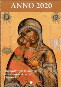 Copertina di 'Calendario liturgico 2020'