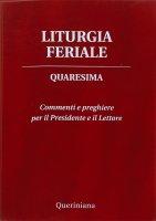 Liturgia feriale - Daniele Piazzi