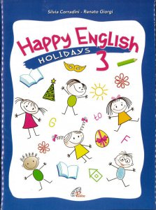 Copertina di 'Happy English 3. Holidays - CD - Spartito e guida'