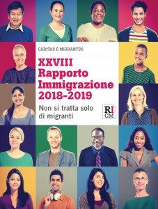 Copertina di 'Rapporto Immigrazione 2018-19'