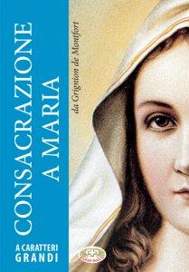 Copertina di 'Consacrazione a Maria'