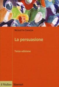 Copertina di 'La persuasione'