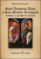 Sant'Antonino abate e san Michele Arcangelo - Marcello Stanzione