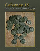 Cafarnao. Vol. 9: Monete dall'area urbana di Cafarnao (1968-2003). - Bruno Callegher