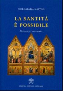 Copertina di 'La santità è possibile'