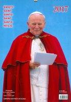 Papa Giovanni Paolo II. Calendario 2017