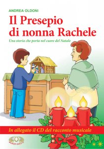 Copertina di 'Il presepio di nonna Rachele'