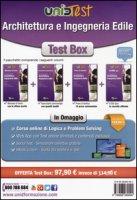 Test Box architettura e ingegneria edile: Manuale di teoria-Eserciziario commentato-Prove di verifica-6.000 quiz. Con aggiornamento online