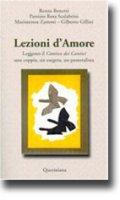 Lezioni d'amore - Bonetti Renzo, Rota Scalabrini Patrizio, Zattoni Gillini Mariateresa