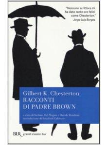 Copertina di 'Racconti di Padre Brown'