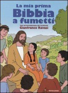Copertina di 'La mia prima Bibbia a fumetti'