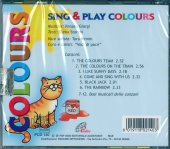 Immagine di 'Sing & Play Colours'