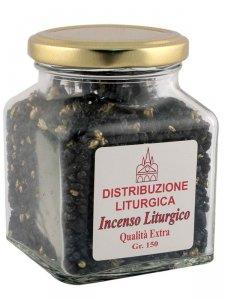"""Copertina di 'Incenso liturgico profumato fragranza """"Pontificale"""" - 150 g'"""