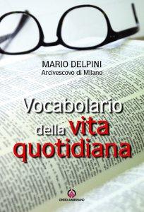 Copertina di 'Vocabolario della vita quotidiana'
