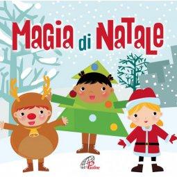 Immagini Di Bambini Per Natale.Magia Di Natale Canzoni Per Bambini Cd Cd Musica Per