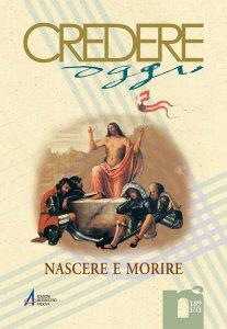 Copertina di 'Nascere, morire, risorgere. Suggestioni cristologiche'