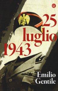 Copertina di '25 luglio 1943'