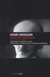 Copertina di 'Corso di psicologia. Liceo Henri IV 1892-1893'