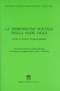 Copertina di 'La dimensione sociale della fede oggi'