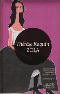 Copertina di 'Therese Raquin. Ediz. integrale'