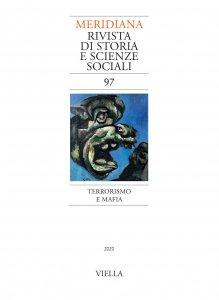 Copertina di 'Meridiana 97: Terrorismo e mafia'