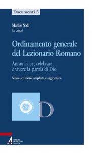 Copertina di 'Ordinamento generale del Lezionario Romano'