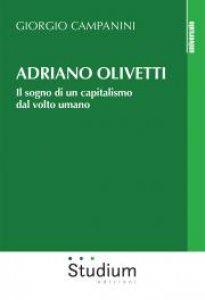 Copertina di 'Adriano Olivetti'