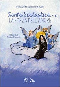 Copertina di 'Santa Scolastica'