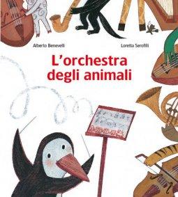 Copertina di 'L'orchestra degli animali'