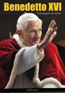 Copertina di 'Benedetto XVI. Una pagina di storia'