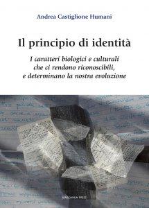 Copertina di 'Il principio di identità'