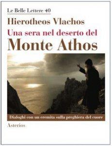 Copertina di 'Una sera nel deserto del monte Athos'