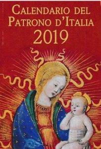 Copertina di 'Calendario del patrono d'Italia 2019'