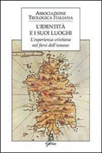Copertina di 'L'identità e i suoi luoghi'