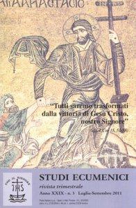 Copertina di 'Studi Ecumenici n. 3/2011'