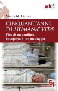 Copertina di 'Cinquant'anni di Humanae vitae'